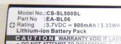画像2: SHARP ZAURUS SL-5000, ZAURUS SL-5000D, ZAURUS SL-5500, ZAURUS SL-C700, ZAURUS C750, ZAURUS C760 用電池 新品